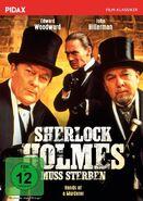 Sherlock Holmes muss sterben DVD