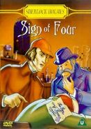 The Sign of Four UK-DVD
