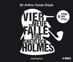 Vier neue Fälle für Sherlock Holmes
