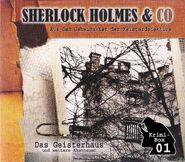 Sherlock Holmes & Co Krimi-Box 01