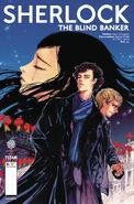 Sherlock 2.4 Cover C (Manga)