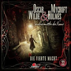 Oscar Wilde & Mycroft Holmes 22