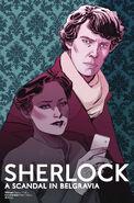 Sherlock 4.2 Cover D (Manga)