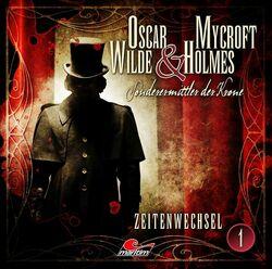 Oscar Wilde & Mycroft Holmes 01