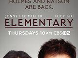Elementary (Staffel 3)