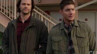 "Supernatural The Road So Far 12x23 ""All Along the Watchtower"""