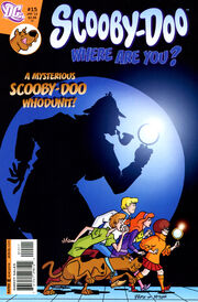 Scooby-Doo 15 Cover