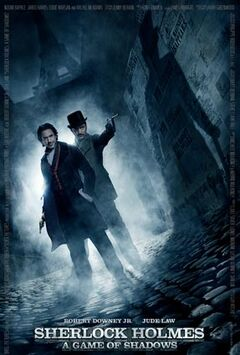Sherlock Holmes- A Game of Shadows final poster small