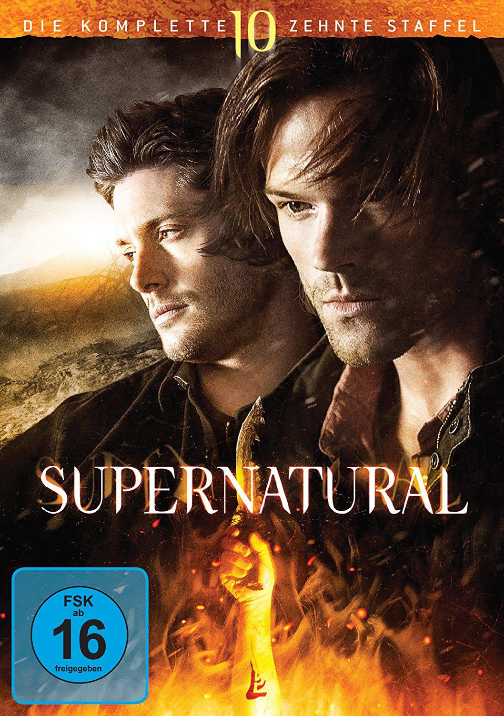 Supernatural Staffel 10 Dvd Release