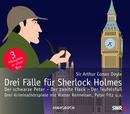 Drei Fälle für Sherlock Holmes