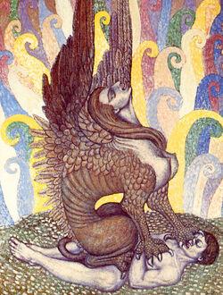 Lamia Mythologie