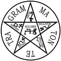 Pentagramm des Salomon