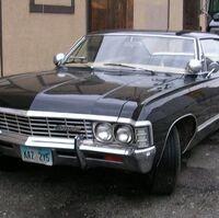 67er impala