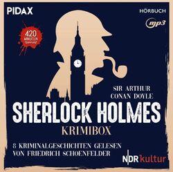 Sherlock Holmes Krimibox