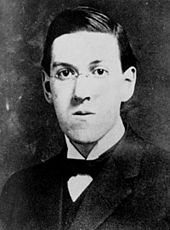 Howard Phillips Lovecraft in 1915