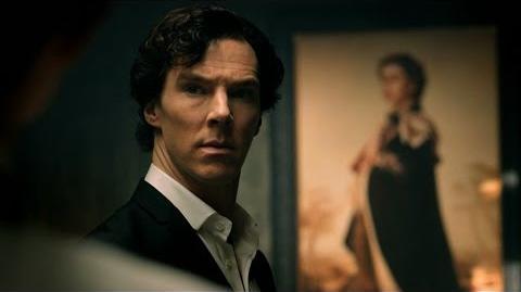 Sherlock Series 3 Launch Trailer - BBC One