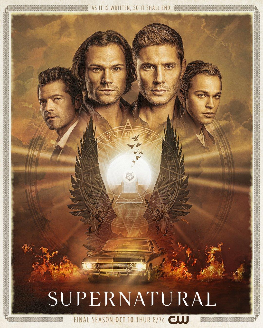 Supernatural Staffel übersicht