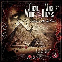 Oscar Wilde & Mycroft Holmes 25