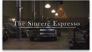 The Sincere Espresso