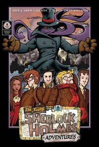 The Young Sherlock Holmes Adventures 1