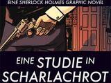 Eine Studie in Scharlachrot (Comic, SelfMadeHero)