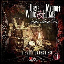 Oscar Wilde & Mycroft Holmes 13