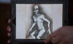 Bisaan Zeichnung