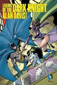 Batman Collection Alan Davis