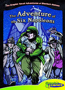 Graphic novel adventures napoleons