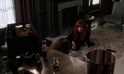 Rowenas Gespräch mit den Winchesters