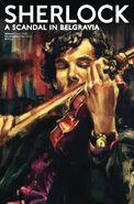 Sherlock 4.5 Cover A (Manga)