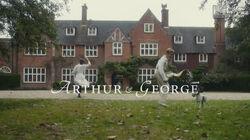 Arthur & George Titelkarte