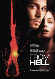 Fromhell poster
