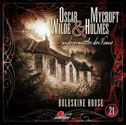 Oscar Wilde & Mycroft Holmes 21