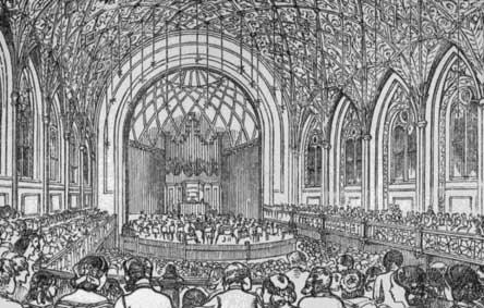 St james hall 1873