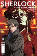 Sherlock 2.5 Cover A (Manga)