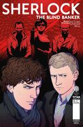 Sherlock 2.6 Cover A (Manga)