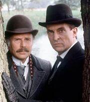 Holmes Watson 2