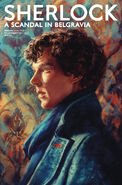 Sherlock 4.2 Cover A (Manga)