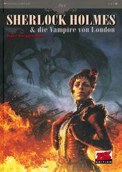 Vampires de londres 2
