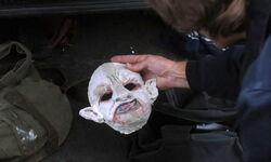 Wendigo Maske