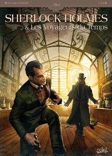 Sherlock-holmes-et-les-voyageurs-du-temps-01-la-trame