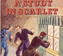 A Study in Scarlet (Classics Illustrated)