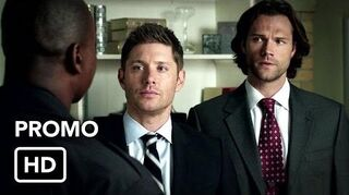 """Supernatural 12x05 Promo """"The One You've Been Waiting For"""""""