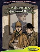 Graphic novel adventures norwood