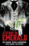 A Study in Emerald Dark Horse