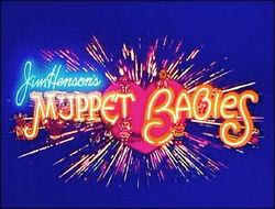 Muppet babies serie