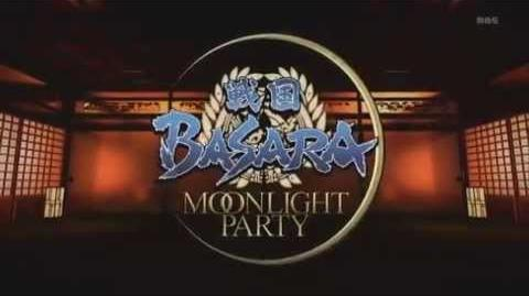 Sengoku BASARA Moonlight Party Episode 2 (FULL)