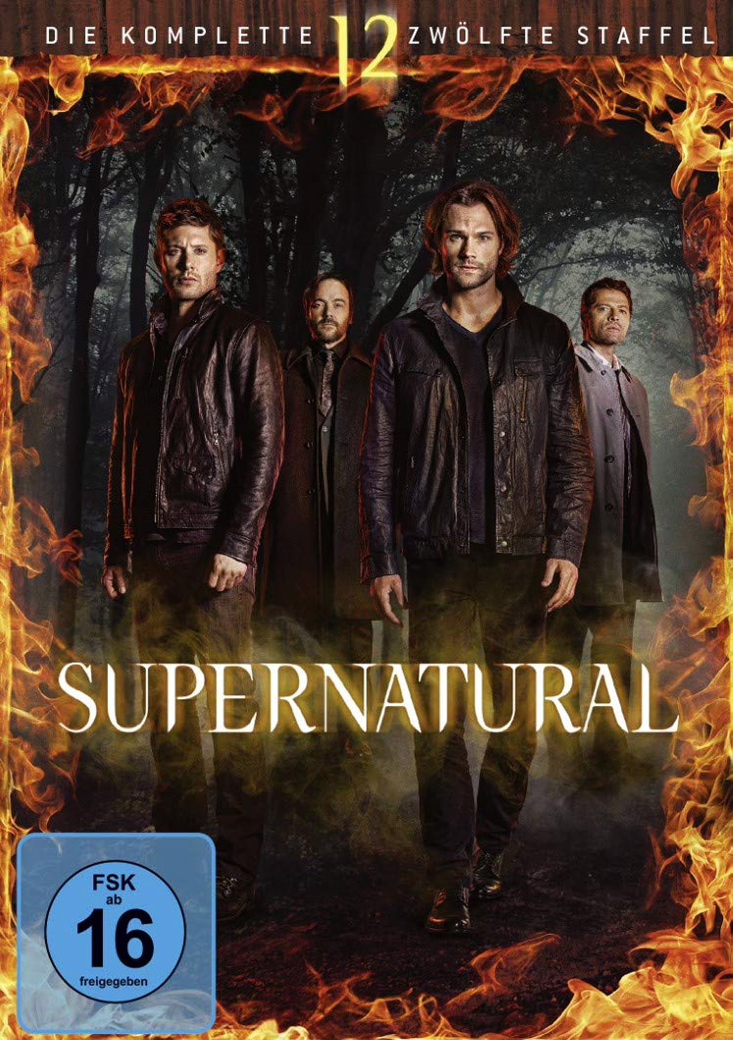 super natural staffel 12
