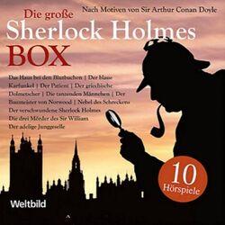 Die große Sherlock Holmes Box Weltbild